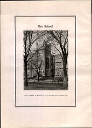 Page 10, 1935 Edition, Roosevelt Junior High School - Yearbook (Rockford, IL) online yearbook collection
