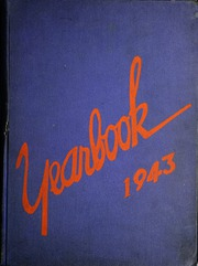 Page 1, 1943 Edition, Roosevelt Junior High School - Yearbook (Rockford, IL) online yearbook collection