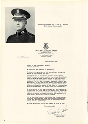 Page 10, 1958 Edition, Salvation Army School for Officers Training - Courageous Session Yearbook (Chicago, IL) online yearbook collection