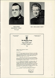Page 11, 1958 Edition, Salvation Army School for Officers Training - Courageous Session Yearbook (Chicago, IL) online yearbook collection