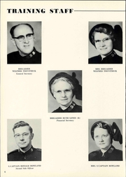 Page 12, 1958 Edition, Salvation Army School for Officers Training - Courageous Session Yearbook (Chicago, IL) online yearbook collection