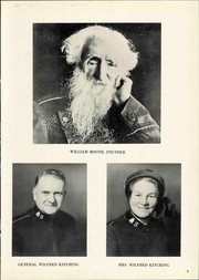 Page 9, 1958 Edition, Salvation Army School for Officers Training - Courageous Session Yearbook (Chicago, IL) online yearbook collection