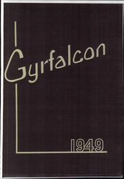 1949 Edition, Quincy University - Gyrfalcon Yearbook (Quincy, IL)