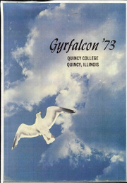 1973 Edition, Quincy University - Gyrfalcon Yearbook (Quincy, IL)