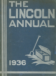 Abraham Lincoln Junior High School - Annual Yearbook (Rockford, IL) online yearbook collection, 1936 Edition, Page 1