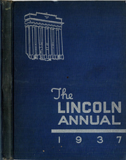 Abraham Lincoln Junior High School - Annual Yearbook (Rockford, IL) online yearbook collection, 1937 Edition, Page 1