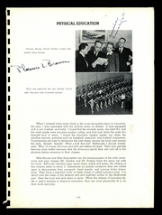 Page 21, 1940 Edition, Abraham Lincoln Junior High School - Annual Yearbook (Rockford, IL) online yearbook collection