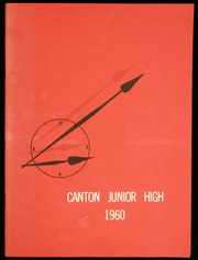 Page 1, 1960 Edition, Canton Junior High School - Yearbook (Canton, IL) online yearbook collection