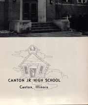 Page 3, 1960 Edition, Canton Junior High School - Yearbook (Canton, IL) online yearbook collection