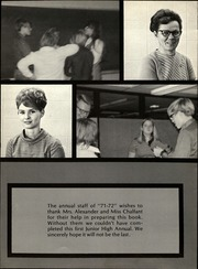 Page 4, 1972 Edition, Canton Junior High School - Yearbook (Canton, IL) online yearbook collection