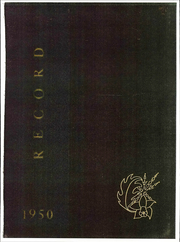 Page 1, 1950 Edition, Shimer College - Acropolis Yearbook (Mount Carroll, IL) online yearbook collection