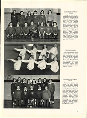 Page 15, 1950 Edition, Shimer College - Acropolis Yearbook (Mount Carroll, IL) online yearbook collection