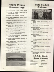 Page 10, 1967 Edition, Illinois Junior Academy of Science - Yearbook (Urbana, IL) online yearbook collection