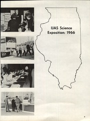 Page 11, 1967 Edition, Illinois Junior Academy of Science - Yearbook (Urbana, IL) online yearbook collection