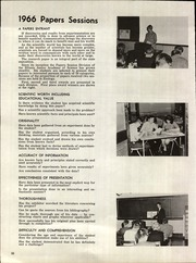 Page 12, 1967 Edition, Illinois Junior Academy of Science - Yearbook (Urbana, IL) online yearbook collection
