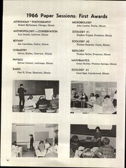 Page 16, 1967 Edition, Illinois Junior Academy of Science - Yearbook (Urbana, IL) online yearbook collection
