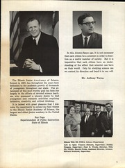 Page 3, 1967 Edition, Illinois Junior Academy of Science - Yearbook (Urbana, IL) online yearbook collection