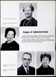 Page 12, 1966 Edition, Northeastern Illinois University - Beehive Yearbook (Chicago, IL) online yearbook collection
