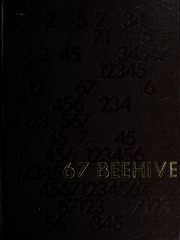 Northeastern Illinois University - Beehive Yearbook (Chicago, IL) online yearbook collection, 1967 Edition, Page 1