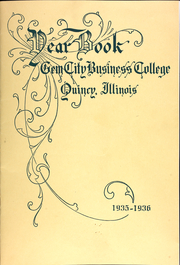 Gem City Business College - Yearbook (Quincy, IL) online yearbook collection, 1936 Edition, Page 1