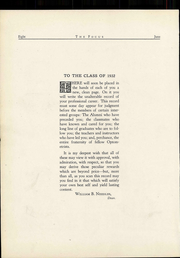 Page 14, 1932 Edition, Northern Illinois College of Optometry - Focus Yearbook (Chicago, IL) online yearbook collection