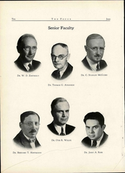 Page 16, 1932 Edition, Northern Illinois College of Optometry - Focus Yearbook (Chicago, IL) online yearbook collection