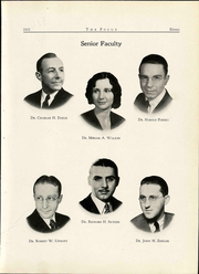 Page 17, 1932 Edition, Northern Illinois College of Optometry - Focus Yearbook (Chicago, IL) online yearbook collection