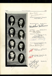 Page 36, 1932 Edition, Northern Illinois College of Optometry - Focus Yearbook (Chicago, IL) online yearbook collection