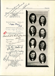 Page 37, 1932 Edition, Northern Illinois College of Optometry - Focus Yearbook (Chicago, IL) online yearbook collection