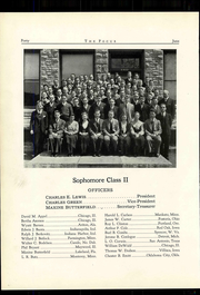 Page 46, 1932 Edition, Northern Illinois College of Optometry - Focus Yearbook (Chicago, IL) online yearbook collection