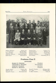 Page 48, 1932 Edition, Northern Illinois College of Optometry - Focus Yearbook (Chicago, IL) online yearbook collection