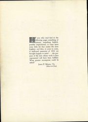Page 8, 1932 Edition, Northern Illinois College of Optometry - Focus Yearbook (Chicago, IL) online yearbook collection