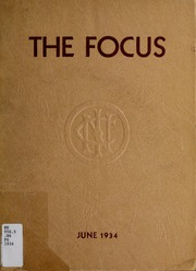 Page 1, 1934 Edition, Northern Illinois College of Optometry - Focus Yearbook (Chicago, IL) online yearbook collection