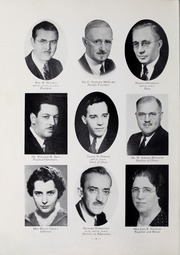 Page 8, 1934 Edition, Northern Illinois College of Optometry - Focus Yearbook (Chicago, IL) online yearbook collection