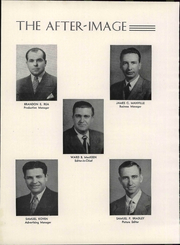 Page 14, 1948 Edition, Northern Illinois College of Optometry - Focus Yearbook (Chicago, IL) online yearbook collection