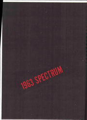 1963 Edition, Bloom Community College - Spectrum Yearbook (Chicago Heights, IL)