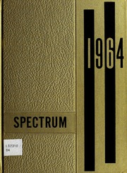 1964 Edition, Bloom Community College - Spectrum Yearbook (Chicago Heights, IL)