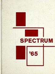 1965 Edition, Bloom Community College - Spectrum Yearbook (Chicago Heights, IL)