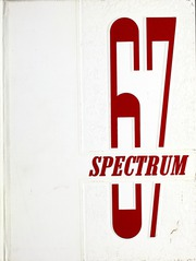 1967 Edition, Bloom Community College - Spectrum Yearbook (Chicago Heights, IL)