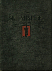 1929 Edition, Morgan Park Military Academy - Skirmisher Yearbook (Chicago, IL)
