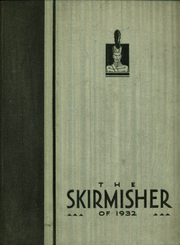 1932 Edition, Morgan Park Military Academy - Skirmisher Yearbook (Chicago, IL)