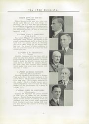 Page 17, 1932 Edition, Morgan Park Military Academy - Skirmisher Yearbook (Chicago, IL) online yearbook collection