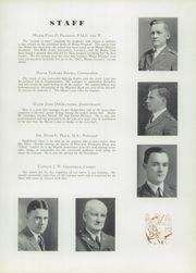 Page 15, 1938 Edition, Morgan Park Military Academy - Skirmisher Yearbook (Chicago, IL) online yearbook collection