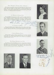 Page 17, 1938 Edition, Morgan Park Military Academy - Skirmisher Yearbook (Chicago, IL) online yearbook collection