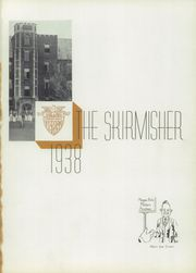 Page 5, 1938 Edition, Morgan Park Military Academy - Skirmisher Yearbook (Chicago, IL) online yearbook collection