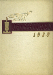 1939 Edition, Morgan Park Military Academy - Skirmisher Yearbook (Chicago, IL)