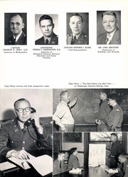Page 17, 1952 Edition, Morgan Park Military Academy - Skirmisher Yearbook (Chicago, IL) online yearbook collection