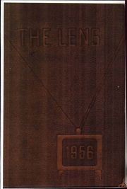 1956 Edition, Kaskaskia College - Lens Yearbook (Centralia, IL)
