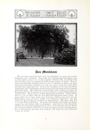Page 14, 1916 Edition, Elmhurst College - Elms Yearbook (Elmhurst, IL) online yearbook collection