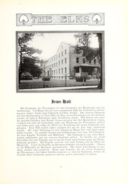Page 17, 1916 Edition, Elmhurst College - Elms Yearbook (Elmhurst, IL) online yearbook collection